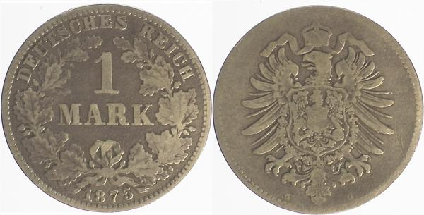 P00975G3.0 1 Mark  1875G hoher 5 s-ss J 009